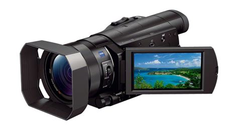 More Sony Handycams Beyond Ces 2007 by Sony Introduces Compact 4k Camcorder Enhanced