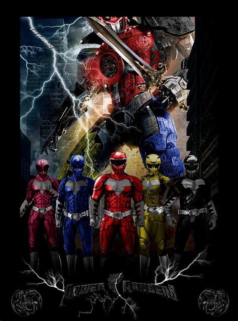 film pendek power ranger power rangers movie poster 1 by geektruth64 on deviantart