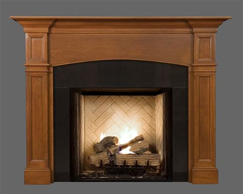 Wood Mantel On Fireplace by Wood Fireplace Mantel Fireplace Mantels