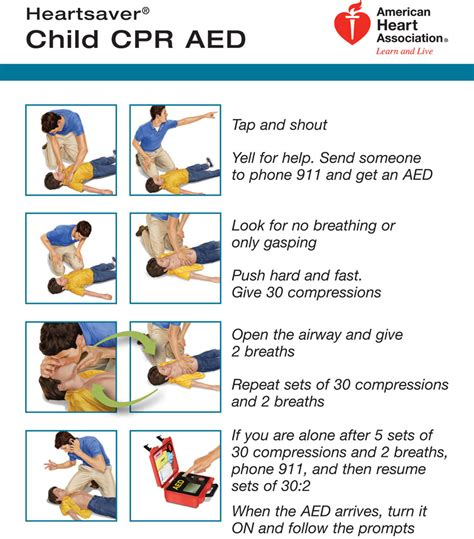 printable cpr instructions 2015 child cpr card there is also one for infants on the