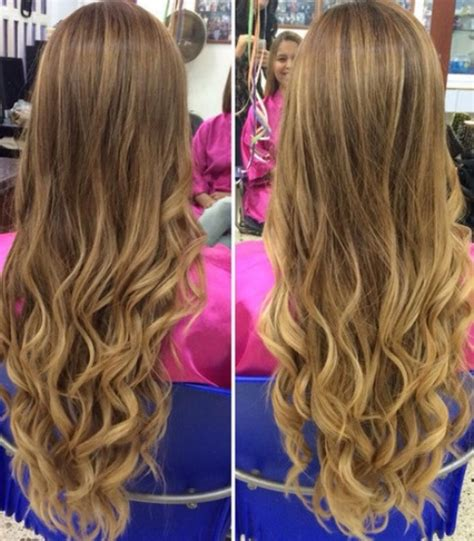 waist length ombre 15 soft ombre hairstyles