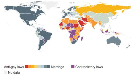 Bbc gay marriage map worldwide