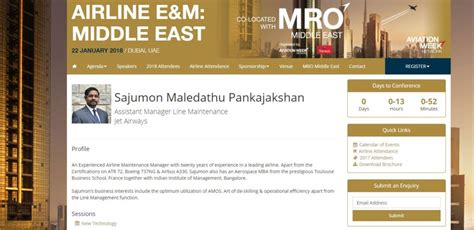 Mba In Middle East by News From Alumni Participation Of Mp Sajumon Alumni