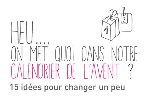 Calendrier De L Avent Diy Quoi Mettre Dedans Hello June Novembre 2013