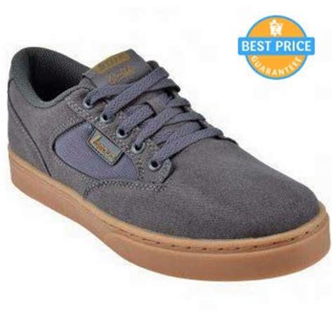 sepatu league casual ortiz warna abu abu dagang sepatu