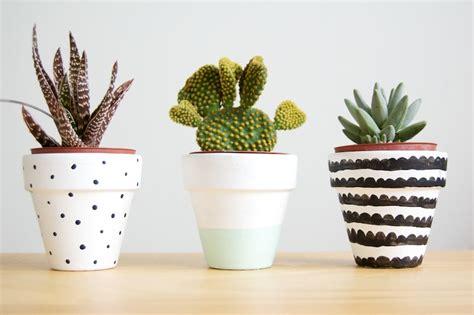 cute pots for plants 25 diy painted flower pot ideas you ll love