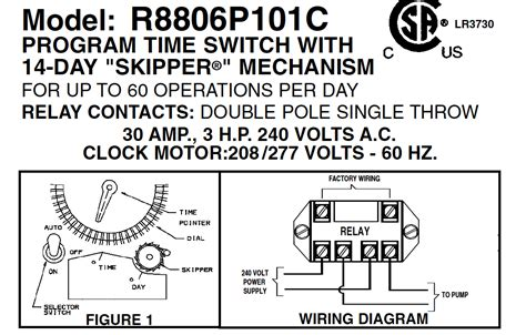 intermatic sprinkler timer wiring diagram get free image