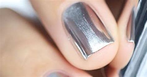 people are losing it over a nail polish and shoe photo business this mirror nail polish has people losing their damn minds