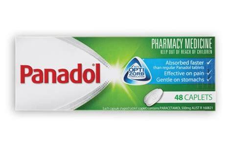 Panadol Menstrual Caplet buy panadol optizorb caplets 48 at health chemist pharmacy