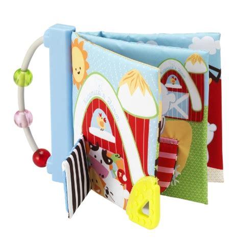 libro juguetes bebe feliz libro de tela para beb 233 s con hojas acolchadas soft book
