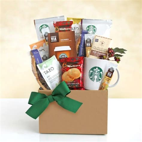 thank you gift basket starbucks thank you gift basket free shipping