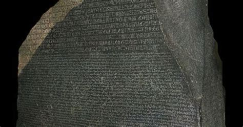 rosetta stone history 10 incredible historical artifacts incredible artifacts