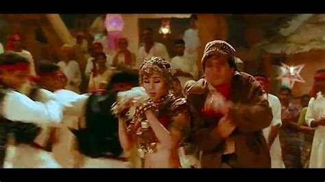 film china gate chamma chamma chamma chamma baje re hd with lyrics alka yagnik