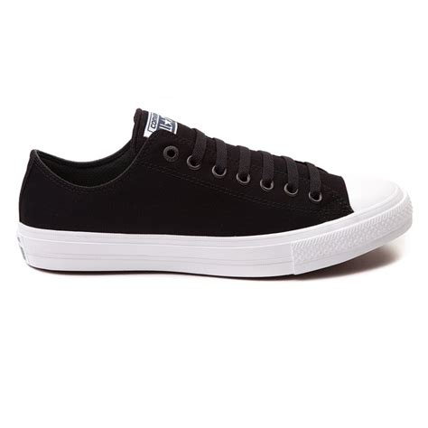 Converse Ct Ii Low Black Unisex converse converse ct ii canvas ox black white n13 150149c unisex trainers converse from