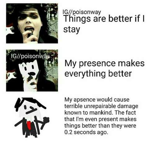 Emo Meme - best 25 mcr memes ideas on pinterest my chemical