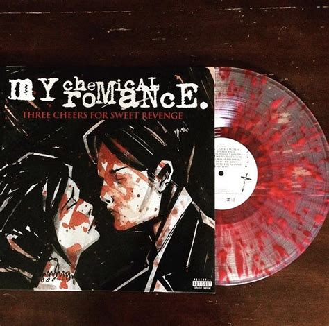 my chemical romance three cheers for sweet revenge my chemical romance three cheers for sweet revenge www