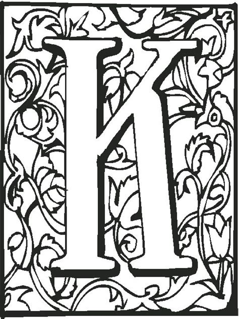 coloring pages for adults letter k 79 best images about adults coloring pages on pinterest