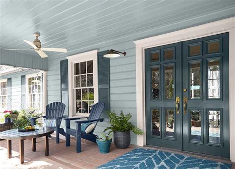 hottest external house paint colors
