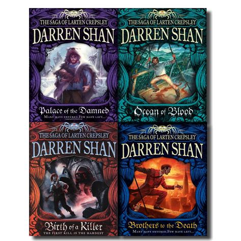 unassisted homebirth a collection of real stories books darren shan series collection the saga of larten