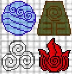minecraft anime pixel templates minecraft pixel templates avatar elements