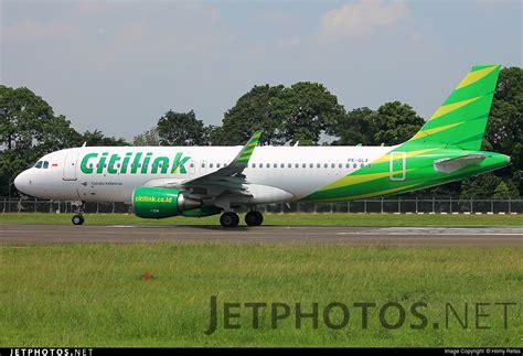 citilink via halim pk glx airbus a320 214 citilink hilmy refas jetphotos