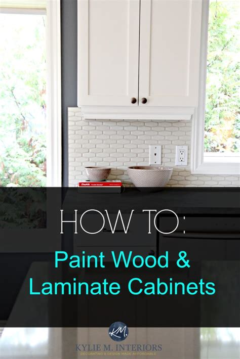 how to paint laminate cabinets how to paint wood furniture and wood laminate cabinets