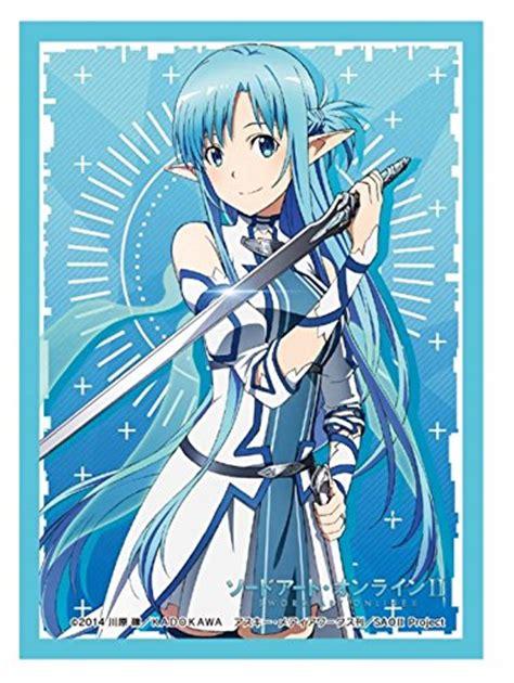 Bushiroad Sleeve Coll Hg Sword The Os Asuna Pt 2 Sword Ii Asuna Card Character Sleeves
