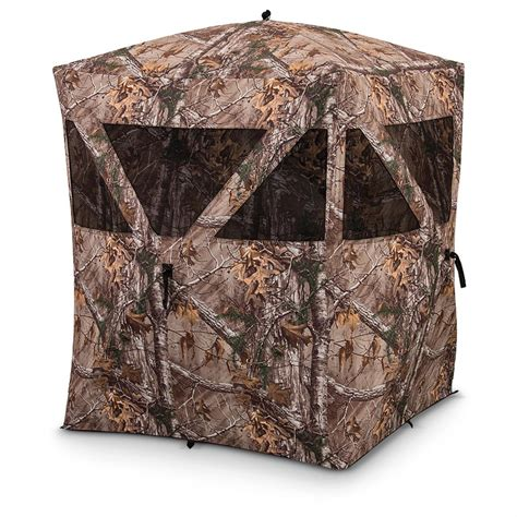Realtree Blind care taker hub blind realtree xtra 607488