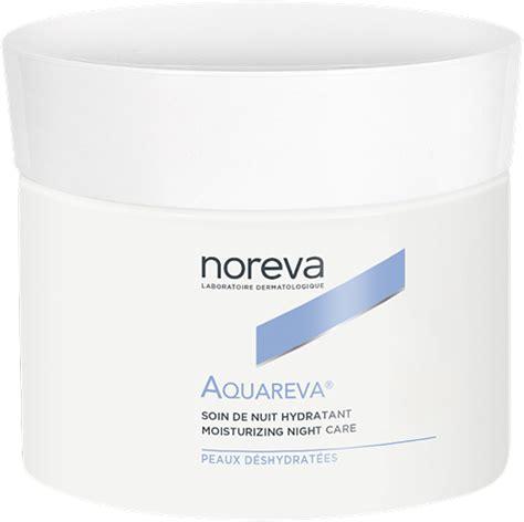 soin de nuit hydratant 50ml aquareva soin pour peau