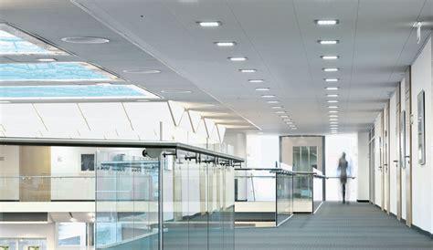 artificia illuminazione illuminazione led per aree di ingresso e uffici trilux