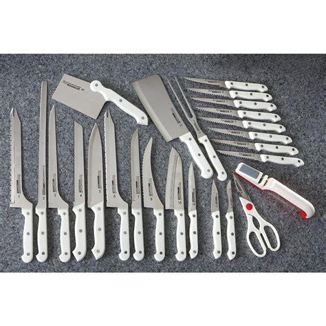 six knife set review ronco 174 six 25 pc knife set 189688 kitchen