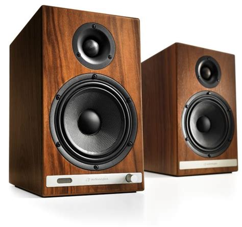house music speakers audioengine makes awesome music easy with hd6 speakers electronic house