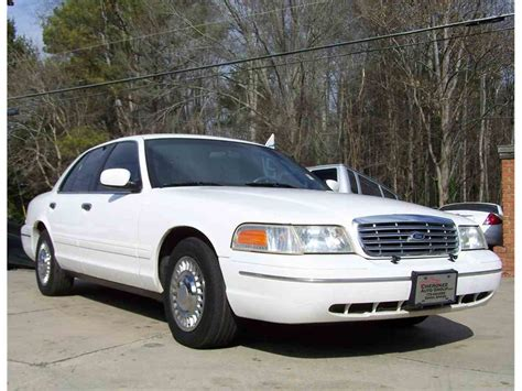 2000 Ford Crown by 2000 Ford Crown For Sale Classiccars Cc