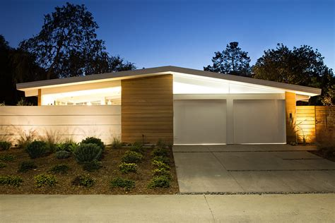 architect eichler truly open eichler house klopf architecture