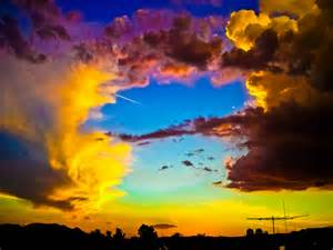 colorful skies colorful sky by tydesson on deviantart