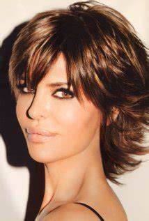 how to style lisa rena razor cut style long hairstyles lisa rinna imdb