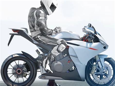 Motorrad Anf Nger Supersportler by Audi Supersport 10r Concept 10r V4 1000ccm Concept