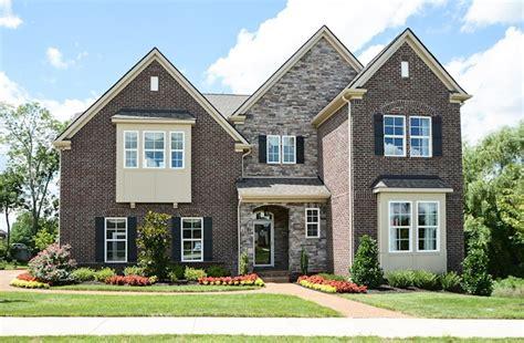 exterior home design nashville tn owl creek beazer homes