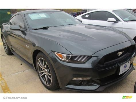 2015 mustang gt guard 2015 guard metallic ford mustang gt coupe 100260451 photo