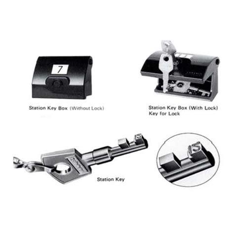 Jual Box Tempat Kunci Station Key Pr 600 500 Dengan Kunci Barang amano station key box