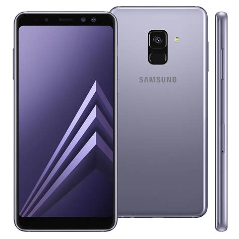 Samsung A8 Plus smartphone samsung galaxy a8 plus dual chip android 7 1