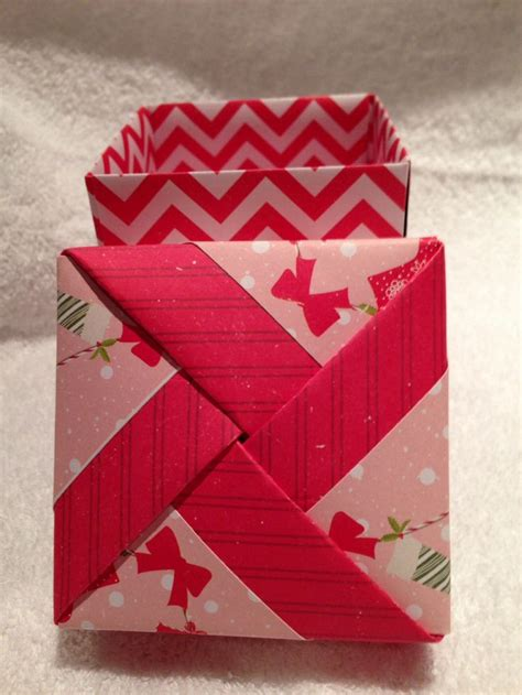 Cool Origami Boxes - 147 best images about origami boxes container on