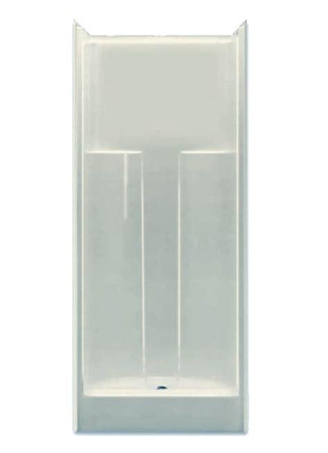 Aquarius Shower by Aquarius Bathware G3280shc Spire 32 In 1 Pc White