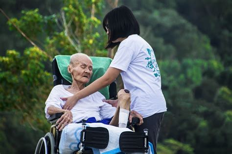 free photo hospice caring nursing care free