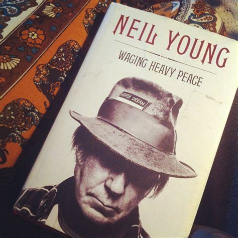 waging heavy peace a 0241962161 waging heavy peace neil young