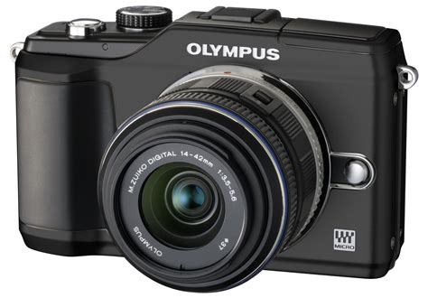 camara olympus lens ces olympus announces new pen e pl2 micro four thirds