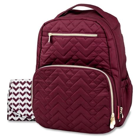 Patio Cooler Cart Fisher Price Morgan Quilted Backpack Burgundy Target