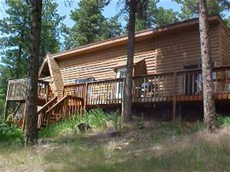 Cabin Rentals In Deadwood Sd by Deadwood Vacation Rentals Strawberry Gulch Cabin