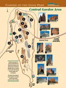 Garden Of The Gods Directions City Of Colorado Springs Central Garden Area