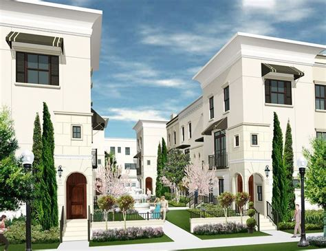 the brownstones at thornton park developer markets new thornton park townhomes as